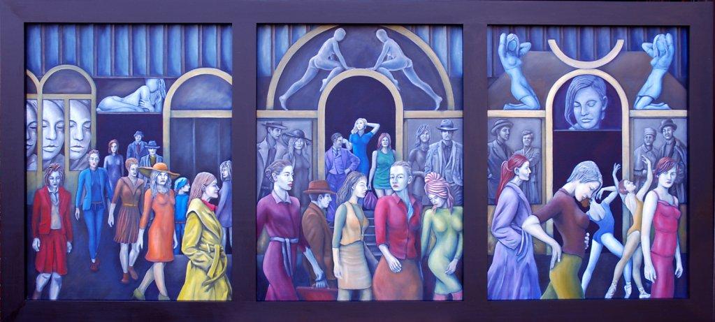 Berliner Triptychon